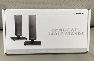 Bose Omnijewel Table Stands. BNIB!