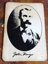 John Johnny Ringo Old West Outlaw Robber Murderer Tombstone AZ Photo Photograph