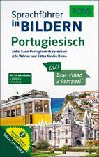 NEU: PONS Sprachführer in Bildern PORTUGIESISCH - Wörter und Sätze für die Reise