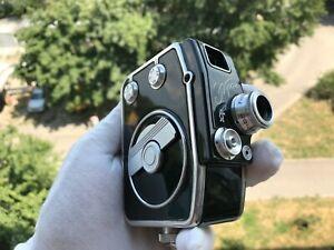 Ecran Collectible 8mm Movie Camera  USSR set nice