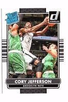 Cory Jefferson, (Rated Rookie) 2014-15 Panini Donruss, Basketball Card