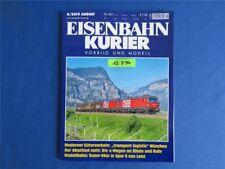Eisenbahn Kurier Nr. 563 - 8 / 2019 August - Vorbild und Modell - Neu