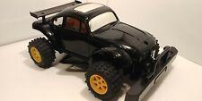 Vintage Volkswagen rc Beetle Dune Buggy Turbo Very Rare From Radio Shack r/c