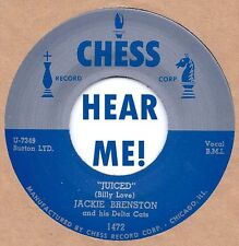 R&B REPRO: JACKIE BRENSTON - Juiced/Independent Woman CHESS