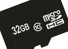 32 Go MicroSD HC Classe 10 Carte mémoire pour Samsung Galaxy S4 Mini GT-I9195I
