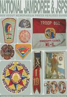 Boy Scout Prices Realized Guide National Jamboree & JSPs + Bonus Videos 2013