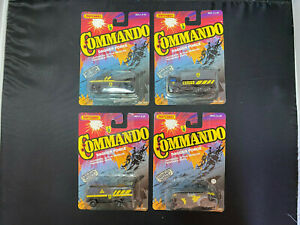 Vintage Matchbox Commando Dagger Force Wrecker Tow Truck Surveilliance Army Lot