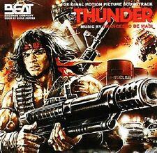 Thunder / Thunder 3 - Complete Scores - Limited 500 - Francesco De Masi