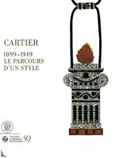 CARTIER 1899-1949 The path of a style, French book