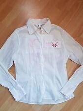 Bluse von Sansibar Sylt weiß Damen Gr. L