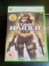 Tomb Raider Underworld (Xbox 360) - jeu. Comprend Manuel. Très bon état.