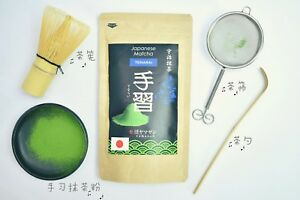Japanese  Ceremonial Matcha  Green Tea Powder 100g 【TENARAI】 Uji  Free Shipping