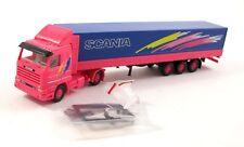 Wiking 51004 Scania 144 Pritschen-Sattelzug 1:87 H0 OVP
