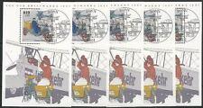 Bund aus 1997 gestempelt Block 41 MiNr. 1947 - Tag der Briefmarke!
