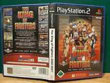 The King of Fighters 2000-2001-Sony PlayStation 2-PAL-B-Ware