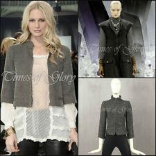 Woolen Zip Formal Coats & Jackets Blazer for Women