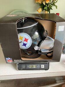 MIB Pittsburgh Steelers Snack Helmet Wincraft Sports