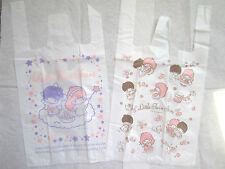 Brand New Sanrio Little Twin Stars Kiki Lala Plastic Bag Lot of 16