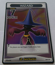 Carte Kingdom Hearts Wizard rare !!!