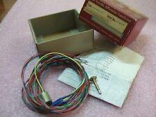 Schaevitz LVDT Linear Transformer Transducer 005MS-LT  ±0.005'' Vintage Box A
