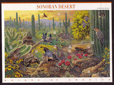 US #3293 Sonoran Desert 33 Cents Complete Sheet of 10 Mint Never Hinged