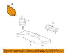 Chevrolet GM OEM Engine Motor & Transmission-Mounting Bracket Left 92249329