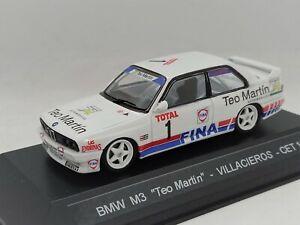 1/43 BMW M3 #1 J.I. VILLACIEROS CET 1993 KC43-Factory