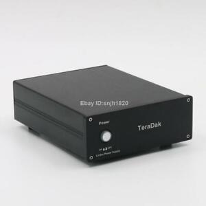 Teradak Hifi DC Adapter Linear Power Supply DC19V @ 4A For Router/NUC/PC