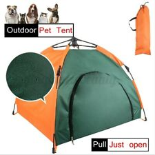 Portable In/Outdoor Camping Tent Dog House Pet Sun Shelter Folding Warm NEW