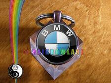 Handmade BMW Car Keychain Key Chain Case Key Ring Car Accessories Gift