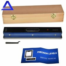 12 Precision Master Level Bar Lvel 002mmm Accuracy For Machinist Tool