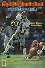 Herschel Walker Sports Illustrated Poster