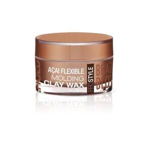 Brazilian Blowout Acai Flexible Molding Clay Hair Wax 2 ounce - FREE SHIPPING