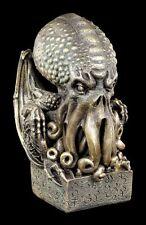 Cthulhu Figur Büste - Der große Alte - Dämon Deko Statue Krake