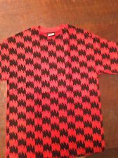 The Hundreds Red And Black All Over Print <<Large>>