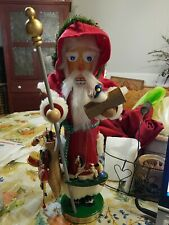 Steinbach Father Christmas Limited Edition Nutcracker S645 Christmas Legend 1850