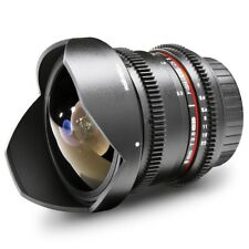 walimex pro 8/3,8 Fish-Eye II VDSLR für Sony Alpha und Minolta Dynax A-Mount