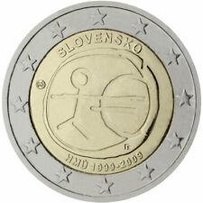 2 Euro Commémorative Slovenija 2009 UNION ECONOMIQUE ET MONETAIRE - UNC