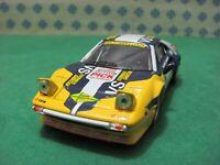 """FERRARI 308 GTB 3000cc. coupè """" Valli Piacentine 1980 """"  - 1/43 Best 9615"""