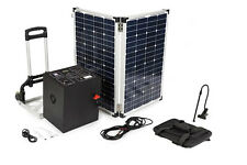 Patriot Portable Solar Base Station Lithium Iron Battery Generator 1500/3000w