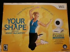 **NEW** Your Shape: Featuring Jenny McCarthy for  Nintendo Wii