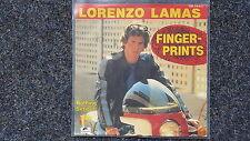 Lorenzo Lamas - Fingerprints 7'' Single