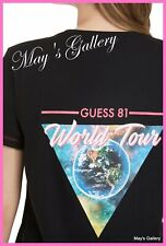 GUESS Jeans  Oversize  Logo Tank T-shirt Tee T shirt Top Blouse NWT XS,S,M,L,XL