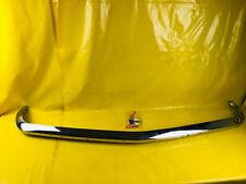 Neuf + Original Opel Manta A pare-chocs Avant Chrome Pare-chocs nos Rallye CIH GTE