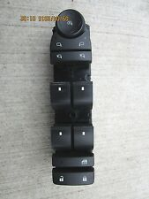 08 - 11 BUICK ENCLAVE CXL 3.6L V6 4D SUV MASTER POWER WINDOW SWITCH 25769954GG