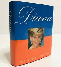 Princess Diana Mini Book Vintage 1997 w/ Dust Jacket  New
