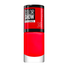 Maybelline New York Color Show 60 seconds Nail Lacquer 7ml -  POWER RED 349