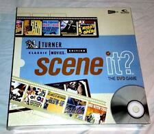 Turner Class Movies Edition Scene It? The DVD Game 2004 New and Sealed In Box GS
