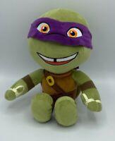 Teenage Mutant Ninja Turtles Plush Donatello Soft Toy Teddy Nickelodeon