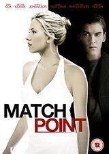 DVD:MATCHPOINT - NEW Region 2 UK